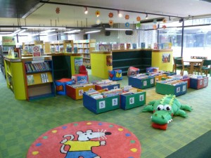 Kids Library Barbican