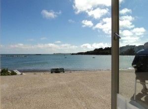 St. Mary's Library, Isles of Scilly: Is this  the most stunning view from any library in the UK?