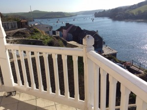 Another view from the lovely Salcombe