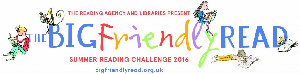It's (almost) that time of year again: Summer Reading Challenge 2016