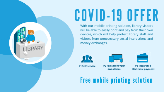 Covi-19 Offer from Princh - free wireless printing.